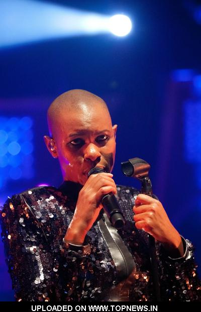 Skunk Anansie at Concert
