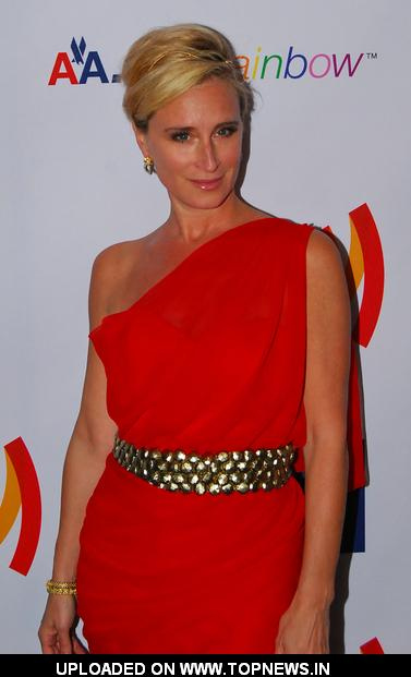 Sonja Morgan at 22nd Annual GLAAD Media Awards Presented by ROKK Vodka - Arrivals