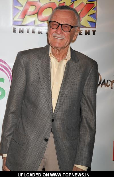 Stan Lee Tribute at the Palm Hotel in Las Vegas on May 8, 2010