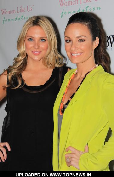 "Stephanie Pratt at ""Giving Back Never Looked So Good"" Charity Event Hosted by E! News and Catt Sadler - Arrivals"