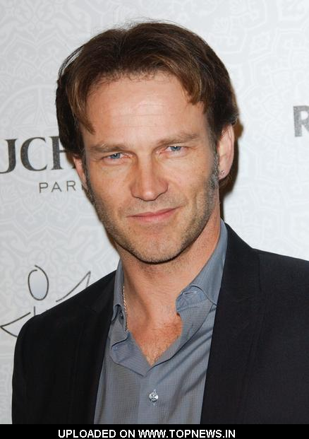 "Stephen Moyer at The Art Of Elysium's 3rd Annual ""Heaven"" Black Tie Charity Gala - Arrivals"