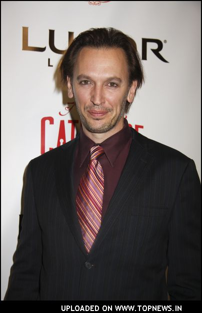 Steve Valentine at CatHouse Grand Opening Event - Arrivals