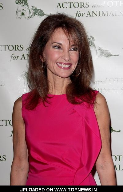 Susan Lucci at 40th Anniversary Luncheon of Actors and Others for Animals Honoring Betty White - Arrivals