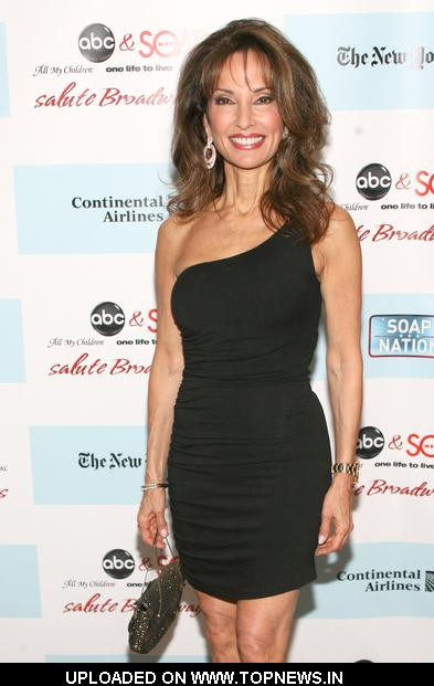 Susan Lucci at 5th Annual ABC and SOAPnet Salute Broadway Cares/Equity Fights AIDS Benefit - Arrivals