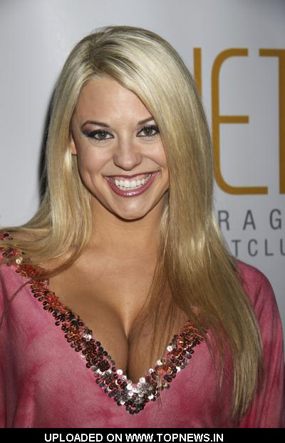 Taryn Terrell at Tila Tequila Hosts Friday Night at Jet Nightclub Las Vegas on January 30, 2009