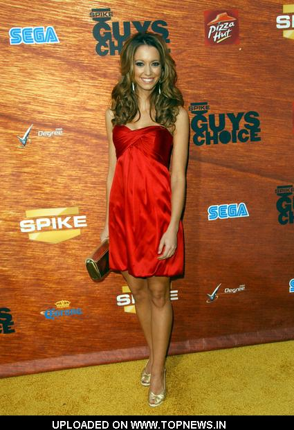 Taryn Southern at Spike TV's 2nd Annual Guys Choice Awards - Arrivals
