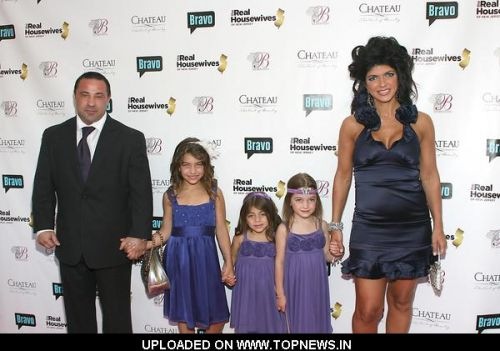 "Teresa Giudice at ""The Real Housewives of New Jersey"" Season Two Premiere Party - Arrivals"