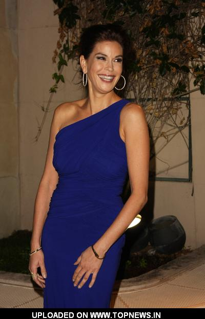 "Teri Hatcher at ""Broadway Tonight!"" An Evening of Song and Dance in Celebration of We Spark's 10th Anniversary - Arrivals"