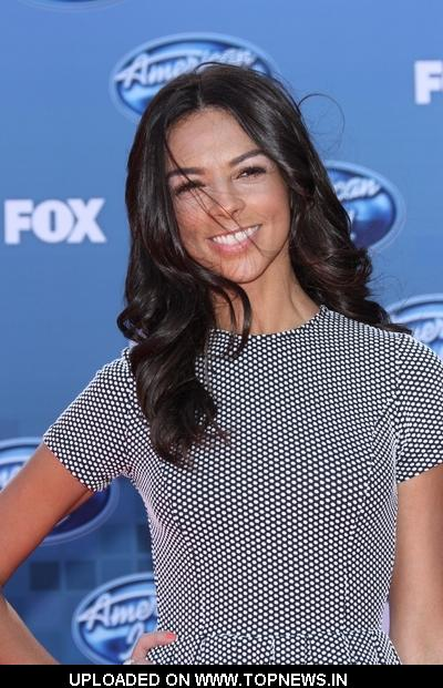 "Terri Seymour at Fox's ""American Idol"" 2011 Finale Results Show - Arrivals"