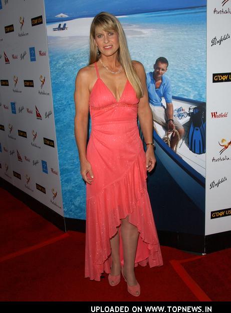 Terri Irwin Bikini