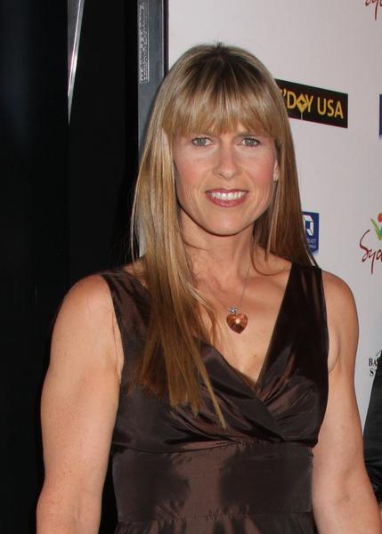 Terri irwin at g day usa australia week 2008 opening night