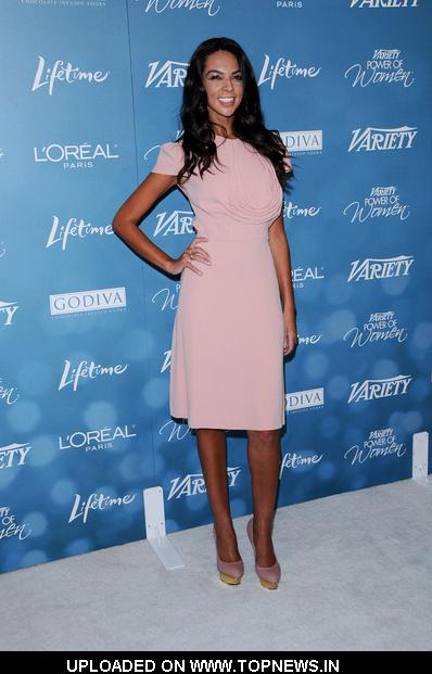 Terri Seymour at 2nd Annual Variety Power of Women Luncheon - Arrivals