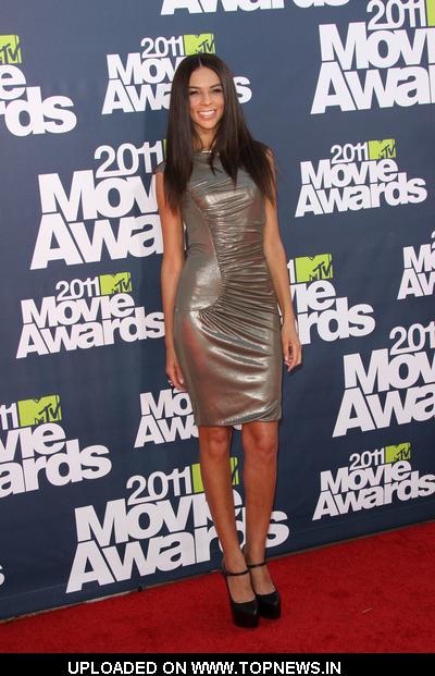 Terri Seymour at 2011 MTV Movie Awards - Arrivals