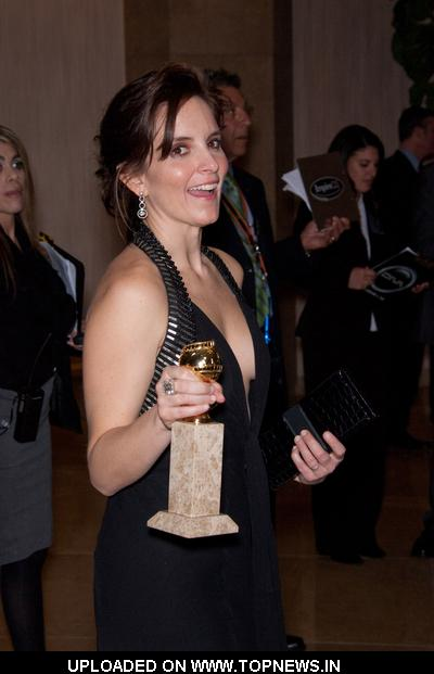 2011 Golden Globes Tina Fey. Tina Fey at 66th Annual Golden