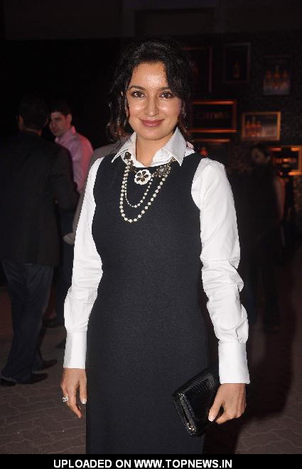 Tisca Chopra at Chivas Studio, Mehboob