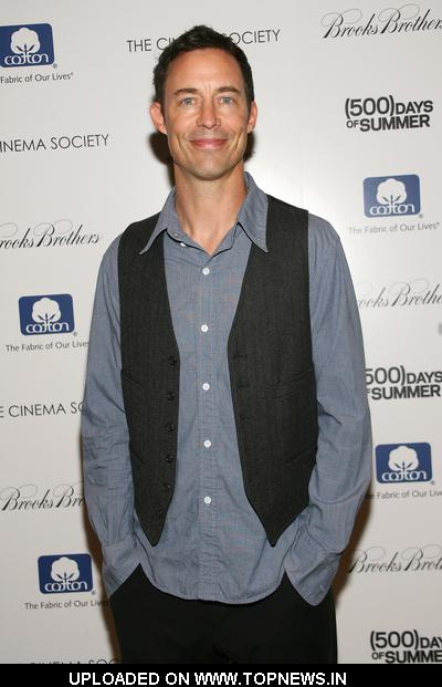 "Tom Cavanagh at The Cinema Society with Brooks Brothers & Cotton Host a Screening of ""500 Days of Summer"" - Arrivals"