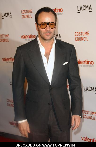 tom ford. Tom Ford at LACMA Presents The