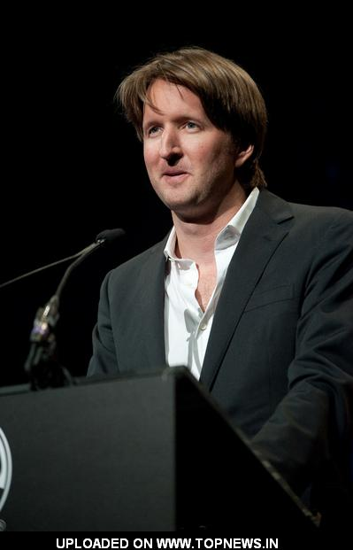 Tom Hooper at 26th Annual Santa Barbara International Film Festival - Montecito Award Tribute to Geoffrey Rush