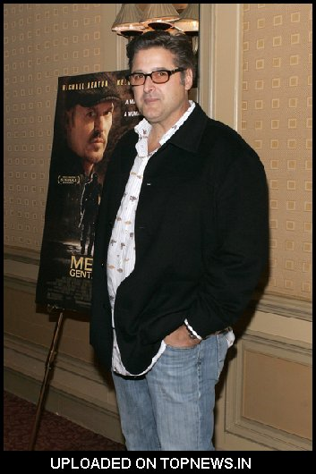Tom Bastounes at The Merry Gentleman New York City Press Conference