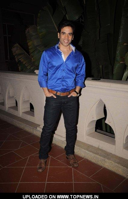 Tusshar Kapoor at Times Rewards Awards