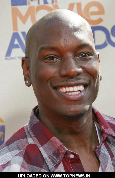 Tyrese Gibson - Wallpaper Actress