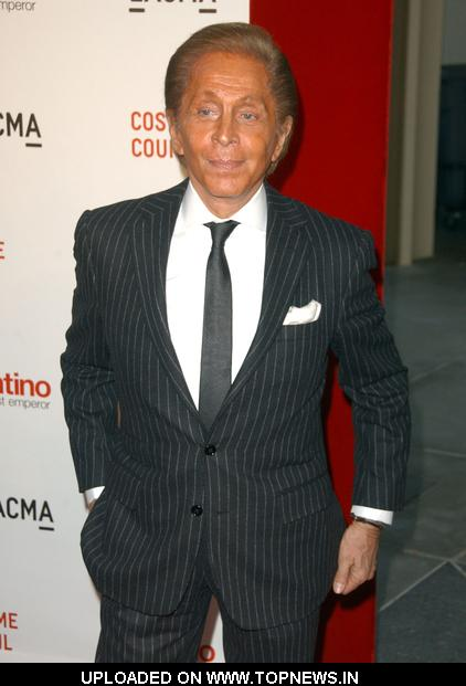 "Valentino Garavani at LACMA Presents The West Coast Premiere Of ""Valentino: The Last Emperor"""