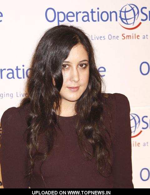 Vanessa Carlton at Operation Smile Presents the 2009 Smile Event at Cipriani Wall Street - Arrivals