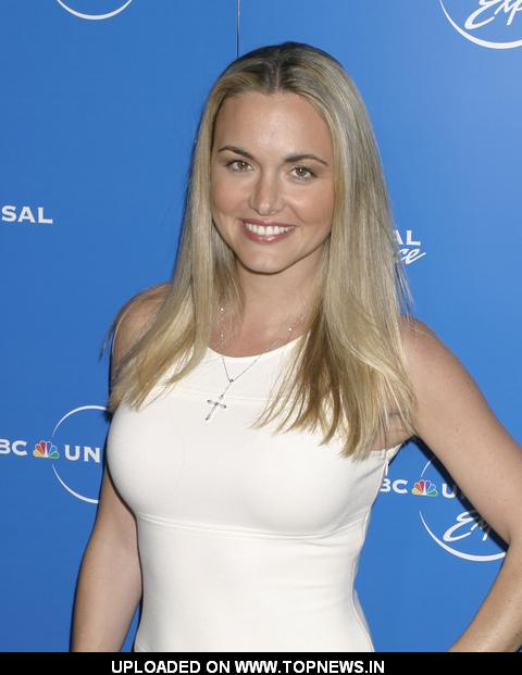 Vanessa Trump at The 2008 NBC Universal Experience Upfronts - Arrivals ...