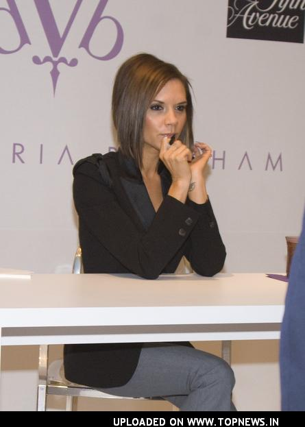 Victoria Beckham From New York