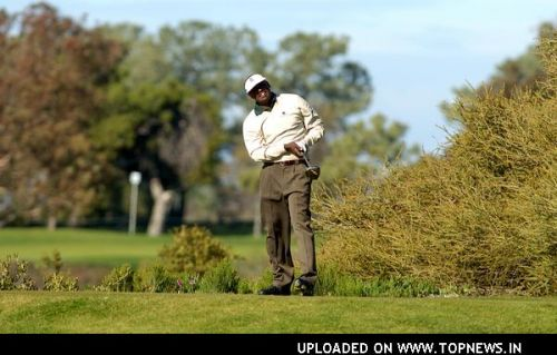 Vijay Singh at 2008 Buick Invitational