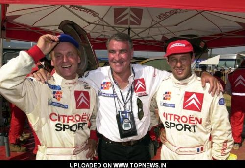 Vale: Citroen's First World Rally Winner