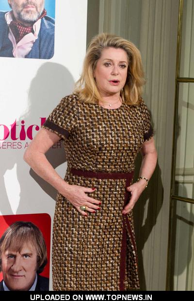"Catherine Deneuve at ""Potiche"" Madrid Photocall with Catherine Deneuve"