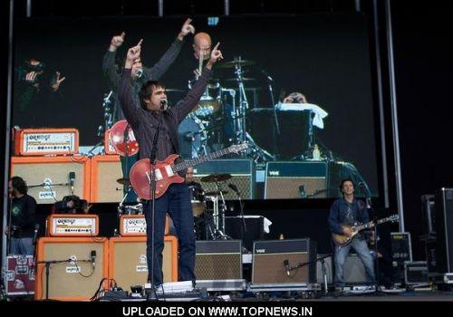 Skank at Rock in Rio Lisboa 2008 - Day 2