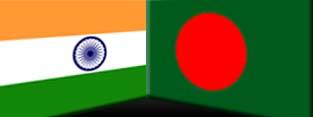 India, Bangladesh