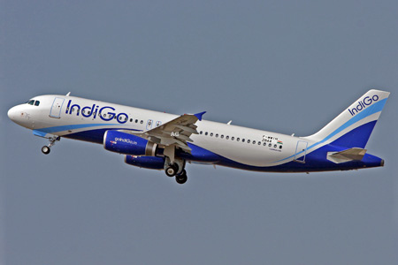 Indigo maintains its no.1 position in Indian aviation space
