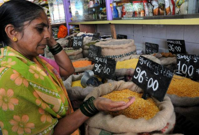 India's annual inflation slips to 8.66 percent in April