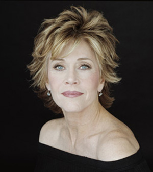 London Feb 13 Jane Fonda s