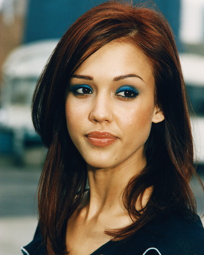 jessica alba younger years