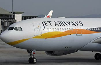 Jet Airways shares rise on indications of Etihad deal