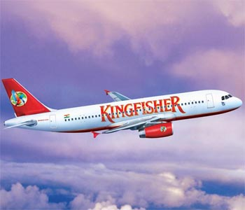 Sell Kingfisher Airlines With Intraday Target of Rs 35.50
