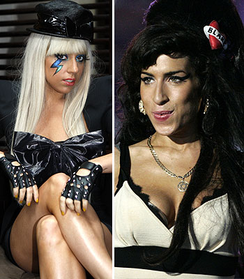 Lady Gaga turned blonde to avoid being mistaken for Amy Winehouse