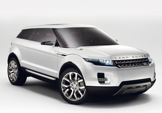 Land Rover's diesel hybrid SUV to debut by 2013