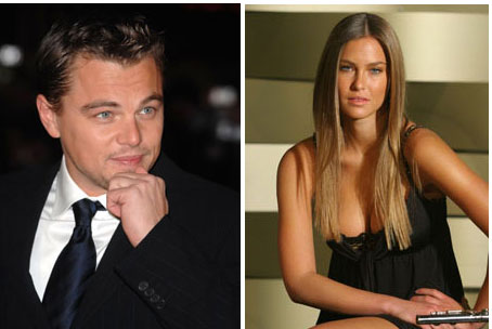 DiCaprio back with Bar Refaeli?