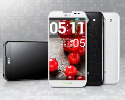 LG to launch Optimus G Pro smartphone in India