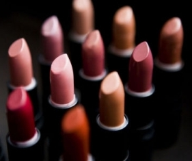 High levels of lead content recorded in branded lipsticks