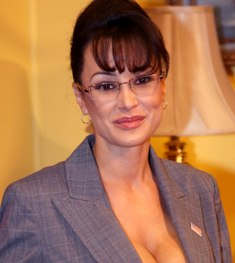 Porn Star Thanks Sarah Palin For Inspiring Hit Film