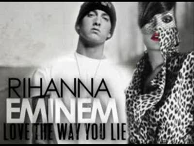 good relationship songs by eminem and rihanna