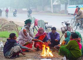 Clouds prevail in Chandigarh, neighbouring states