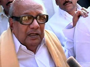 Karunanidhi attacks Kerala government on Mullaiperiyar