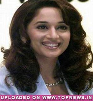 I don't feel weird about playing mother on screen: Madhuri Dixit